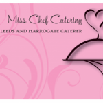 Miss Chef Catering profile image.