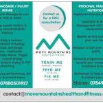Move Mountains Health and Fitness Ltd profile image.