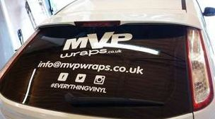 Photo by MVP Wraps Ltd