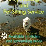 North Herts Pet Sitting profile image.