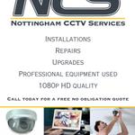 Nottingham CCTV Services profile image.