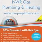 NWR Gas, Plumbing & Heating profile image.