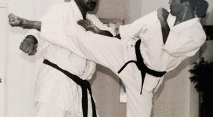 Photo by Okinawa Shorinjiryu Karate & Kobujutsu