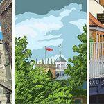 Peter Bellingham Illustration profile image.