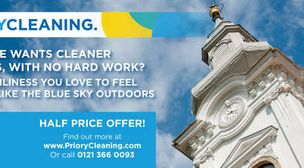 Photo by Priory Cleaning Ltd