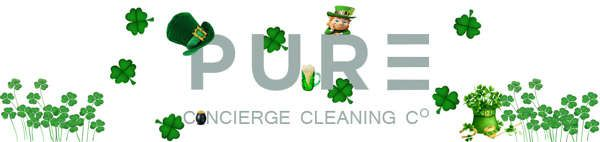 Pure Concierge Cleaning Co profile image.