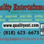 Quality Entertainment profile image.