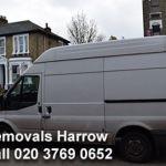 Removals Harrow profile image.