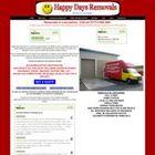 Happy Days Removals logo