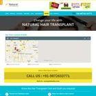 Natural Hair Transplant India