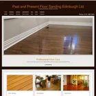 past and present floor sanding Edinburgh Ltd