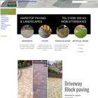 hardtop paving &landscapes