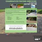 Charnwood paving services