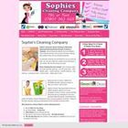 Sophie's Cleaning Company