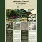 Avant Gardening