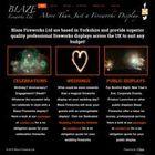 Blaze Fireworks Ltd