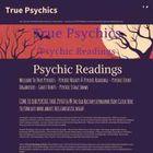True Psychics