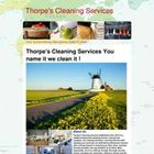 Thorpes Cleaning