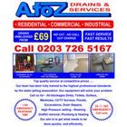 A  to. Z drains. &. Services