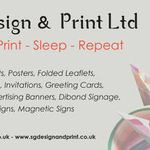 SG Design & Print Ltd profile image.
