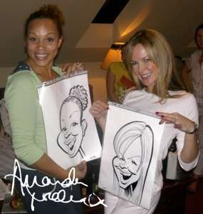 Photo by Spot On Caricatures