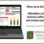 Spreadsheet Solutions profile image.