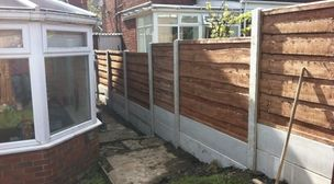 Photo by Stablefold fencing & landscaping