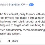 StandOut CV profile image.