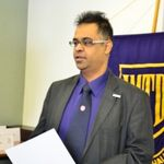 Tariq Musaji B.A (Hons) DMS, MCIM, MAC, ACIM profile image.