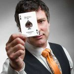 The Great Adamos - Magician & Children's Entertainer profile image.