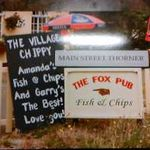 The Village Chippy Mobile profile image.