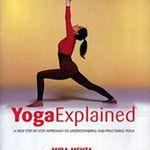 The Yogic Path - Mira Mehta profile image.