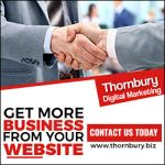 Thornbury Digital Marketing profile image.