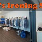 Toms Ironing Shop LTD profile image.
