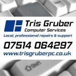 Tris Gruber Computer Services profile image.
