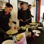 Two Crepes Catering profile image.