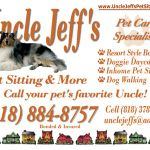 Uncle Jeff's Pet Sitting and More.,, profile image.