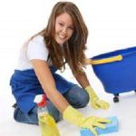 VDW Cleaning Services profile image.