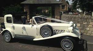 Photo by Wan's Wedding Cars