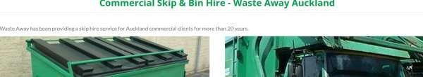 Waste Away Ltd profile image.