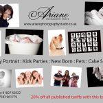Ariane Photography Studio profile image.